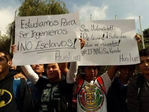 Catedrático de la ESIME Culhuacan explica la situación del nuevo reglamento. #TodosSomosPolitécnico.