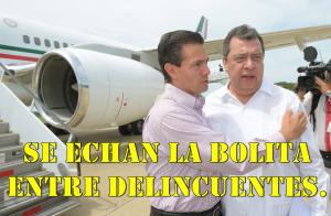 1) #SOSporMéxico 2) #Michoacán se levanta en armas 3) #TodosSomosPolitécnico.