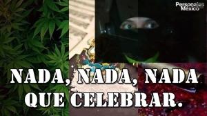 El Día del Grito. #NadaQueCelebrar.