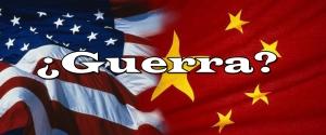 Analistas ven probable una guerra entre China y EEUU en los próximos diez años.