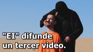 Tercer #VIDEO de ISIS.