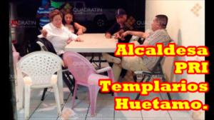 Historia de la Alcaldesa de Huetamo, los Templarios, el PRI y sus complicidades.