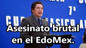 Asesinan brutalmente al ex alcalde de Amecameca, EdoMex.