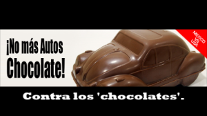 Duro golpe a la importación de autos chocolate.