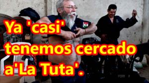 La 'poderosa' Fuerza Rural de Michoacán 'ya casi' tiene cercado a 'La Tuta'.