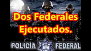 Dos Federales ejecutados en Guerrero. Tenían el tiro de gracia.