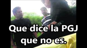 Que dice la Procuraduría de Michoacán, que siempre no es 'El Americano'. ¿Neta?