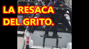 Grito deja 2 muertos en el DF y movilizaciones en Jáltipan, Veracruz.