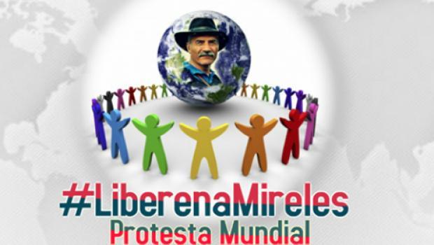 70 países se sumaron a la protesta en favor de la liberación de José Manuel Mireles. #LiberenAMireles.