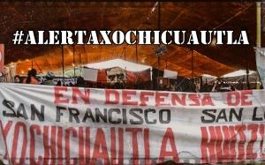 En defensa del territorio y los bienes comunes. #AlertaXochicuautla