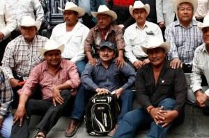 Comunicado en que el CNI y el EZLN exigen la liberación del vocero yaqui, Mario Luna.