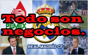 Qué tiene que ver #Pemex en la contratación del 'Chicharito' para el Real Madrid.