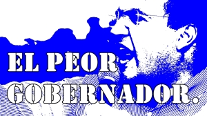 Javier Duarte, el peor gobernador. #Veracruz.