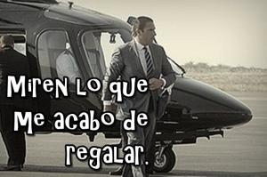 Moreno Valle se premia con un nuevo helicóptero. ¡Miren cuánto le preocupó Chalchihuapan!