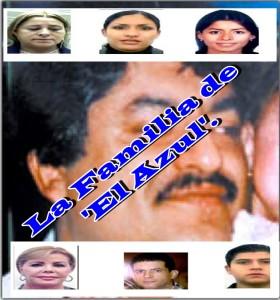 De sangre 'Azul'. La familia de Juan José Esparragoza Moreno.