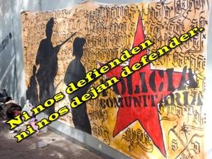INGAPE Yautepec sigue denunciando: el municipio manda inspectores a detener ambulantes.