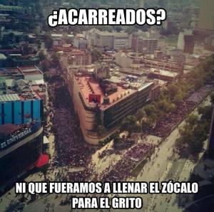 #TodosSomosPolitécnico Impresionante la marcha del #30S.