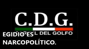 Regresan las narcomantas a Tampico. Ciudadano acusa a Egidio Torre de 'narcopolítico'.