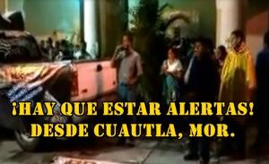 Cuautla, Morelos en ¡ALERTA! #Ayotzinapa. #EPNBringThemBack.
