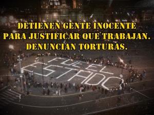 Este es el documento que firmó ayer Peña Nieto con la comisión de #Ayotzinapa.