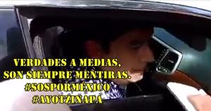 Solidaridad para #Ayotzinapa desde NYC  #SOSporMéxico