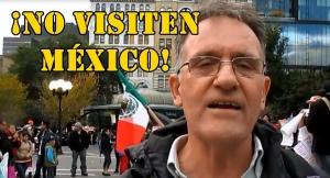Mexicanos en NYC llaman a no visitar México. Campaña permanente. #SOSporMéxico.