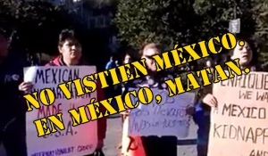 Campaign do not visit Mexico because you can be killed by the mexican narco government. #Ayotzinapa.