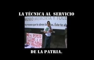 La técnica al servicio de la patria. CoNaDeC. De ConcienciaTV.