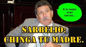 Los normalistas de #Ayotzinapa pueden ser narcos: Sarbelio Molina (PANAL).