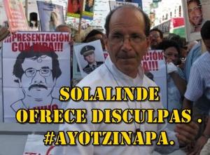 Solalinde reconoce que se equivocó al difundir la muerte de los 43 desaparecidos #Ayotzinapa.
