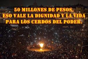 50 millones de pesos por nuestros hijos: Madre de un desaparecido. #YaMeCansé.