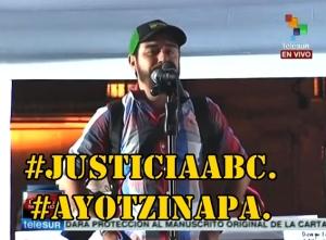 Estamos hasta la madre de poner los muertos: Padre de ABC. #Ayotzinapa.