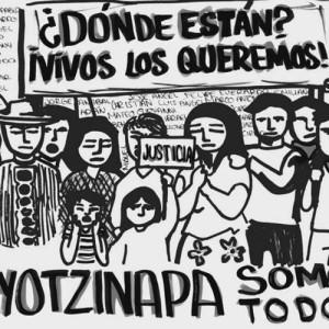 El fuego que se expande en Guerrero. #YaMeCansé.