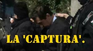 Video filtrado de la detención de José Luis Abarca y su esposa. #Ayotzinapa.