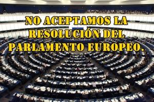 Carta a la Unión Europea sobre desapariciones forzadas en México. #Ayotzinapa.