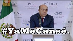 Yo también #YaMeCansé. ¡Estoy harto de ustedes! (Suban su video).