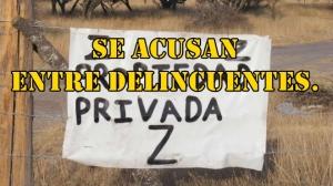 Golfo acusa a 'Los Panteras' de secuestrar y pertenecer a Los Zetas.