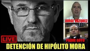 Detienen a Hipólito Mora Autodefensas Legítimas emiten posicionamiento