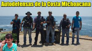 Apoyamos a Hipólito Mora si lo detienen tomaremos acciones: Autodefensas Costa Michoacana