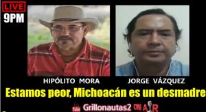 Retomaremos las armas si no se restablece la paz : Ultimátum al Comsionado Castillo