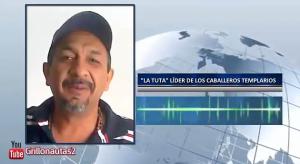 La Tuta difunde nuevo audio, afirma que Castillo brinda protección a