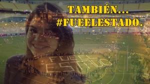 El asesinato de Kassandra es un crimen de Estado. #FueElEstado. #YaMeCansé2.