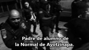 Testimonio de padre de normalista sobre la agresión de la PF en Chilpancingo. #YaMeCansé5.