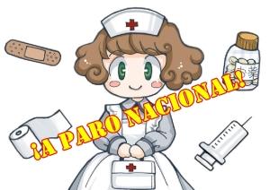 Enfermeras y enfermeros llaman a Paro Nacional. Entrevista con Ana, enfermera.