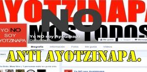 Pagina Anti Ayotzinapa. Invité a su administrador a debate. #YaMeCansé14.
