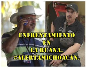 En enfrentamiento contra Simón el Americano, matan a hijo de Hipólito Mora. #YaMeCansé7.