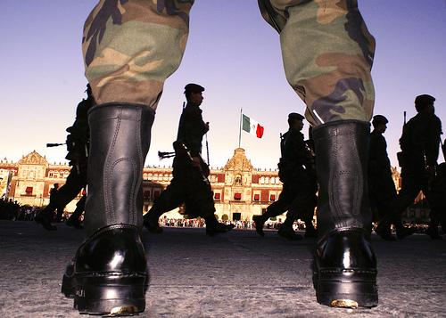 ¿MÁS MILITARIZACIÓN PARA MÉXICO? ¿MÁS INTERFERENCIA ESTADOUNIDENSE?