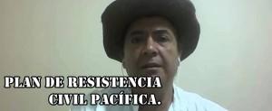 Plan de Resistencia Civil Pacífica. Entrevista con Jorge Vázquez, Autodefensas de Michoacán.