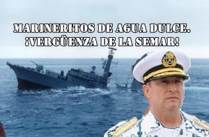 Carta Abierta a Vidal Soberón, Secretario de Marina. Por sus estúpidas palabras. #YaMeCansé3.
