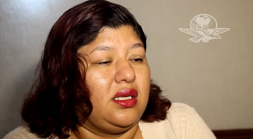 Hija de Lucio Cabañas pide asilo a Obama.